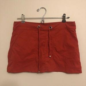 praNa swim skirt with pockets and drawstring